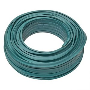 CABLE PLANO verde